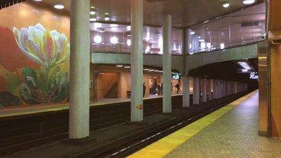 4K of Dupont Station Toronto