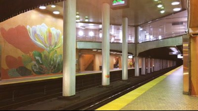 Dupont Station in 4K Toronto