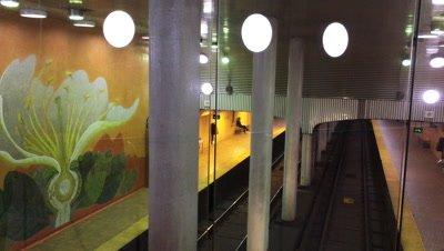 Realtime 4K Dupont Station Toronto