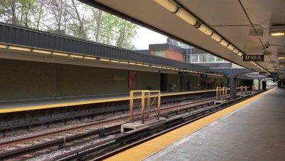 4K Downsview Station Station Toronto