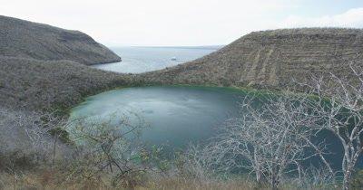 Galapagos Isabela Island Lagoon