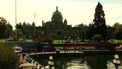 HD Harbour & Parliament building  - NOT Colour Corrected
