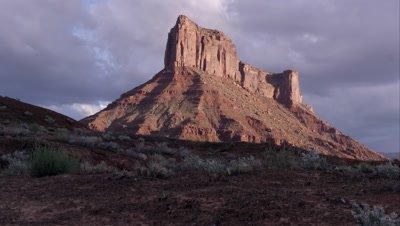 Parriott Mesa in Moab, Utah