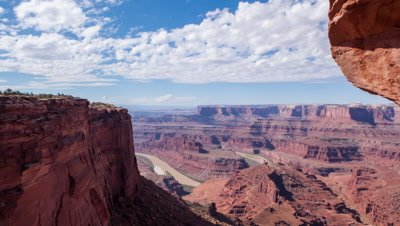 Dead Horse Point in Moab, Utah