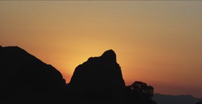 Sunset at Big Bend National Park