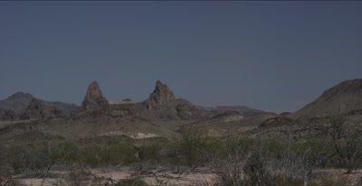 Mountain - Big Bend National Park