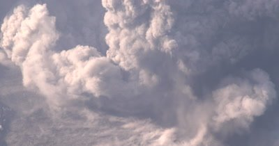 Amazing Explosive Volcanic Eruption Rare Footage