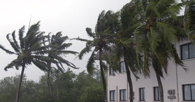 Strong Hurricane Hits Land With Extreme Winds