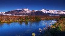 Glacier Scenic Landscape