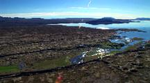 Thigvellir The Tectonic Plate Boundaries Of The Mid-Atlantic Ridge.
