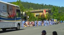 Small Town Fourth Of July Parade