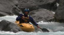 Kayak Stock Footage