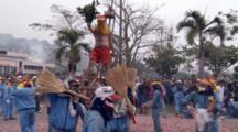 Celebration, Bombing Of Master Han Dan, Firecrackers