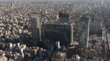 Aerial Over Tokyo