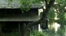 Wasabi Farm Water Wheel