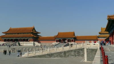 Palace Museum, Beijing, China