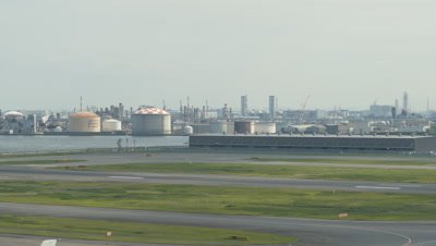 Terminal 1, Haneda Airport, Tokyo, Japan