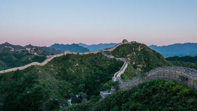 Jinshanling Great Wall, Hebei Province, China