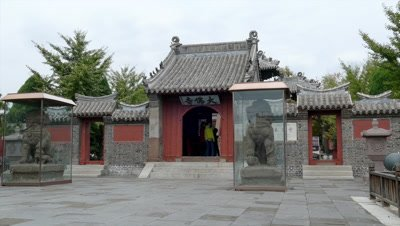 Fengguo Temple, Yi County, Liaoning, China