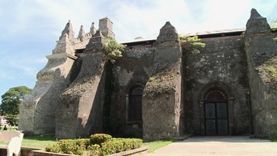 San Agustin Church, Paoay, Philipines