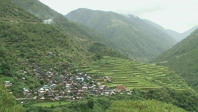 Rice Terraces of the Cordilleras, Philippines