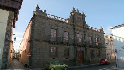 Nava palace in Tenerife, Spain