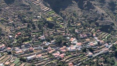 Garajonay National Park in Tenerife, Spain