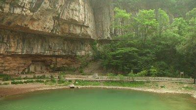 Grand Canyon in Changzhi, Shanxi, China