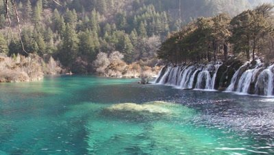 Shuzheng Lakes, Jiuzhaigou Valley, Sichuan, China