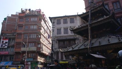 Asan in Kathmandu, Nepal