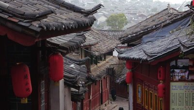 The Old Town of Lijiang, Yunnan, China