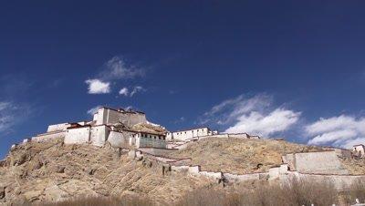 Dzong Hill Ruins, Tibet