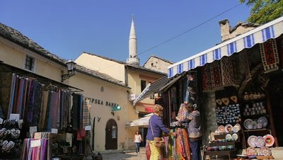 Souvenirs Shop in Bosnia and Herzegovina