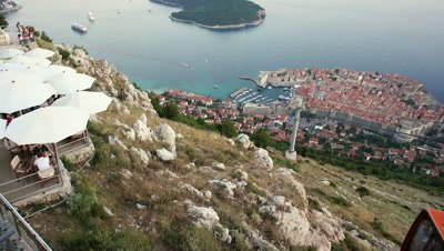 Walled City, Dubrovnik, Croatia