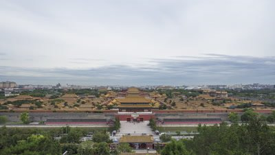 Time Lapse of the Forbidden City