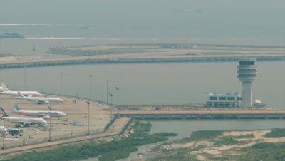Macau International Airport, Macau, China