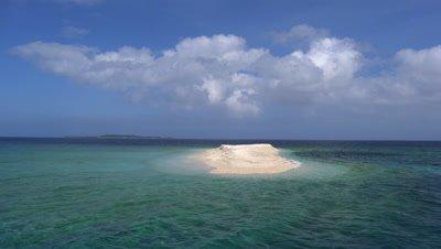 Balas island in Okinawa, Japan