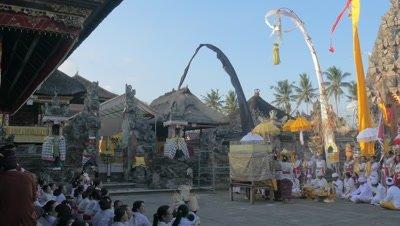 Celebration Dance, Ubud, Bali, Indonesia