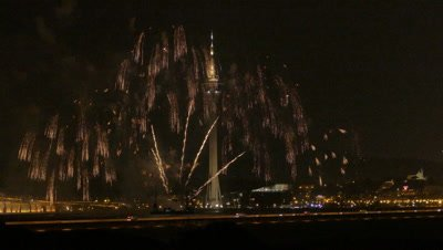 Macau International Fireworks Display Contest, Macau, China