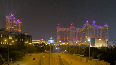 Galaxy Macau Hotel, Macau, China