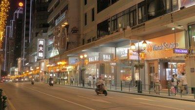 Avenida Infante Dom Henrique, Macau, China