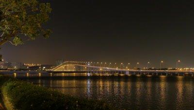 Governador Nobre de Carvalho Bridge, Macau, China