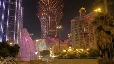 Praça de Ferreira do Amaral, Macau, China