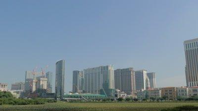 Praia de Nossa Sra. Da Esperanca, Macau, China