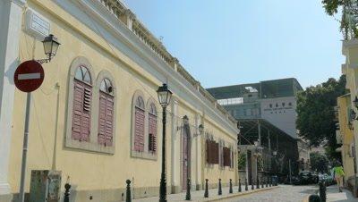Avenida de Carlos da Maia, Macau, China