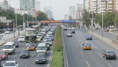 South Dongsanhuan Road, Beijing, China