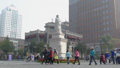Italian Style Street, Tianjin, China