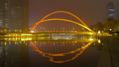 Dagu Bridge, Tianjin, China