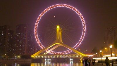 Tianjin Eye, Tianjin, China