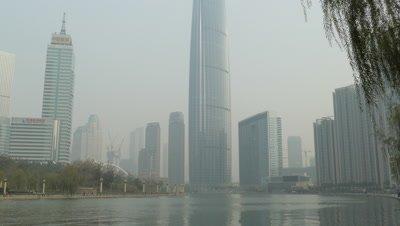 Tianjin World Financial Center, Tianjin, China